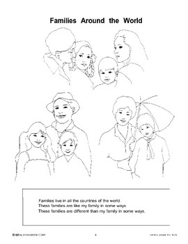 Let's Learn About Families Around the World