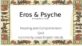 Let's Learn About Greek Myths - Eros & Psyche