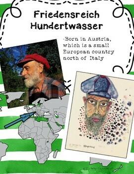 Let's Learn About Hundertwasser