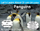 Let's Learn About It with QR Codes! Penguins