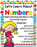 Let's Learn About Numbers 1-20