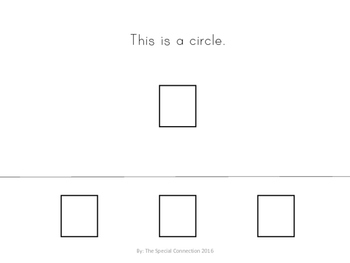 Let's Learn About Shapes: Basic Edition