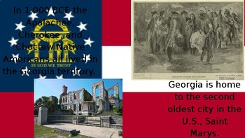 Let's Learn About the U.S. - L10 - Georgia