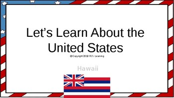 Let's Learn About the U.S. - L11 - Hawaii