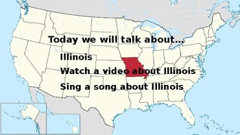 Let's Learn About the U.S. - L13 - Illinois