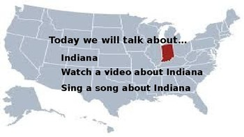 Let's Learn About the U.S. - L14 - Indiana