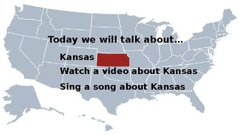 Let's Learn About the U.S. - L16 - Kansas