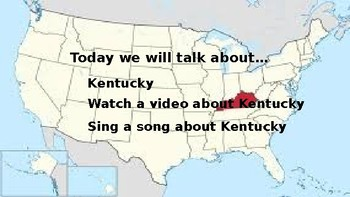 Let's Learn About the U.S. - L17 - Kentucky