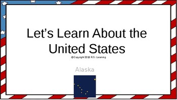 Let's Learn About the U.S. - L2 - Alaska