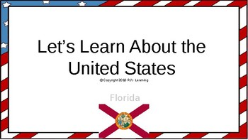 Let's Learn About the U.S. - L9 - Florida