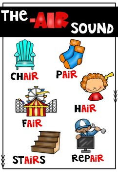 Let's Learn Air! All About the Air Sound