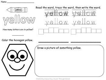Let's Learn Colors!