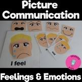 Let's Learn Feelings Bundle with interchangable faces Grea