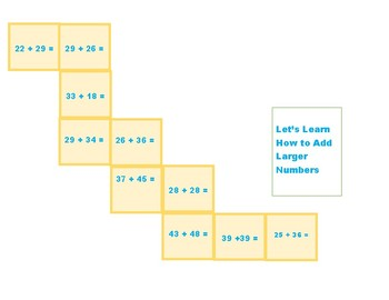 Let's Learn How to Add Larger Numbers with Regrouping