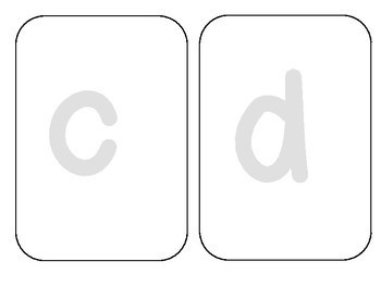 Let's Learn Lower Case Letters Handwriting Booklet - Occupational Therapy