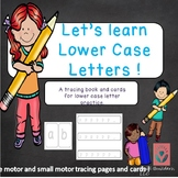 Let's Learn Lower Case Letters Handwriting Booklet - Occup