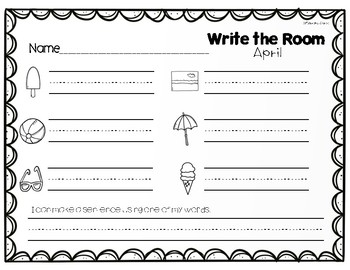 Let's Learn May! {Kindergarten}