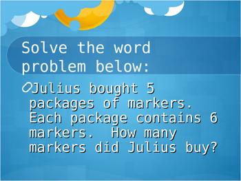 Let's Learn Multiplication!