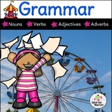 Grammar: Nouns, Verbs, Adjectives and Adverbs