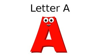 Let's Learn Our ABCs L1-6 A-E