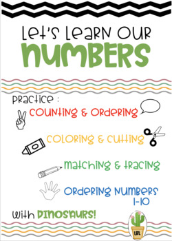 Let's Learn Our Numbers 1 to 10!