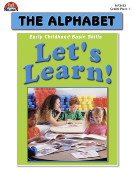 Let's Learn! The Alphabet
