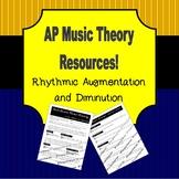 Let's Learn Theory - Rhythmic Augmentation and Diminution