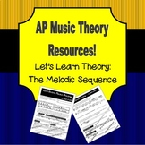 Let's Learn Theory - The Melodic Sequence