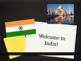 Let's Learn about India! PowerPoint Slide Show