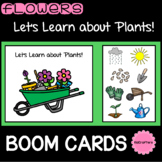Let's Learn about Plants! Boom Cards™ Distance Learning