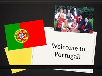 Let's Learn about Portugal! PowerPoint Slide Show