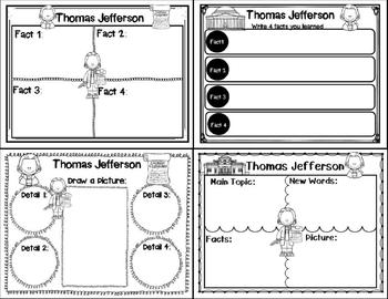 Let's Learn about it with QR Codes! Thomas Jefferson