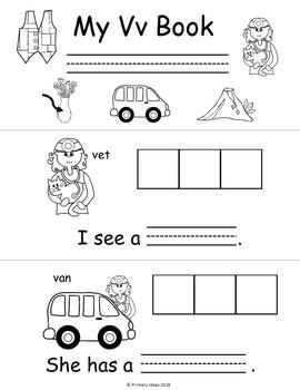 Let's Learn the Alphabet Bundle