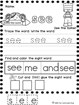 Let's Learn the Alphabet and Introduce Reading