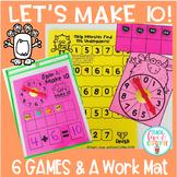 Let's Make 10! Games
