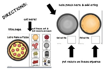 Let's Make Pancakes! Adapted Book