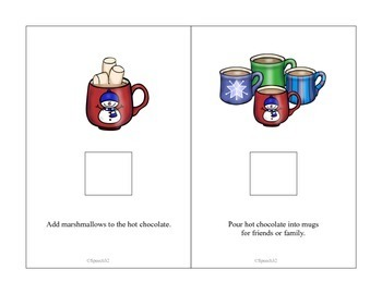 Let's Make Some Hot Chocolate Interactive Book