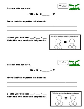 Let's Make Tally Marks: Level Five