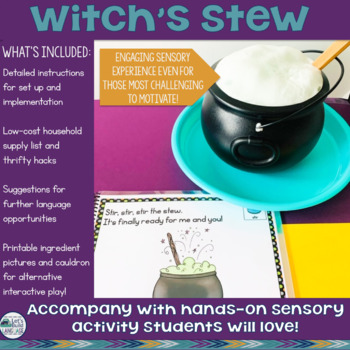 Let's Make Witch's Stew: An Interactive Activity Pack
