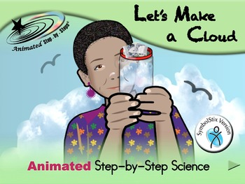 Let's Make a Cloud - Animated Step-by-Step Science - SymbolStix