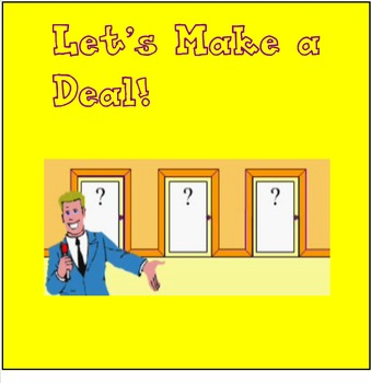 Let's Make a Deal- Two and Three Digit Addition and Subtraction