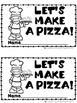 Let's Make a Pizza  (A Sight Word Emergent Reader and Teac