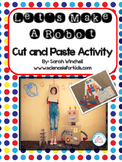 STEM Activity Let's Make a Robot with Shapes