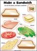 Let's Make a Sandwich Activity