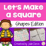 Let's Make a Square! 2D and 3D Shape Recognition Partner Game