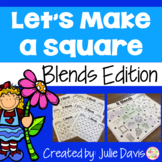 L, R, & S Blends Edition Partner Game Activty and Worksheets