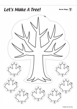 Let's Make a Tree Activity