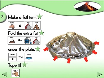 Let's Make a Volcano - Animated Step-by-Step Science - PCS