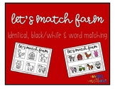 Let's Match - Farm