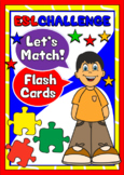 Let's Match! - Flash cards